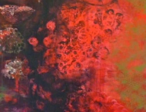 Radiolaria Red