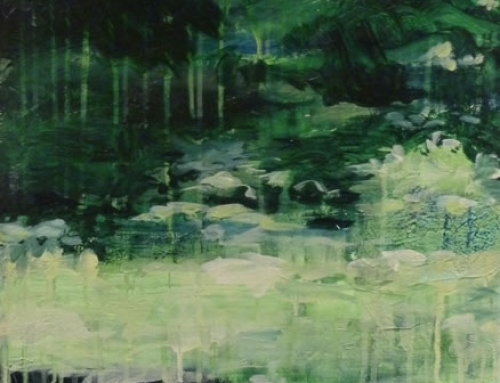 Thicket with Water